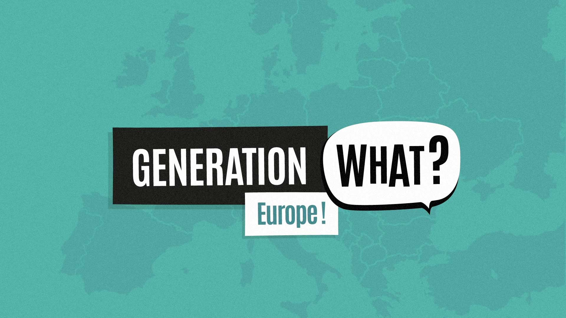 Generation What! – BR – ZDF – SWR – ARTE